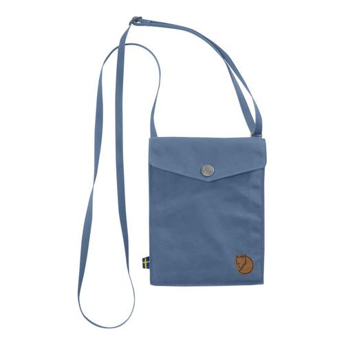 Fjallraven Pocket Shoulder Bag Bluer_519
