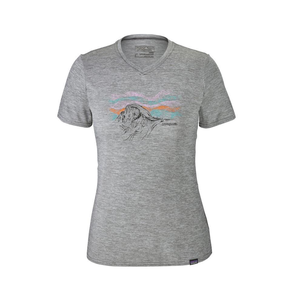Patagonia Women's Capilene Daily Graphic T- Shirt