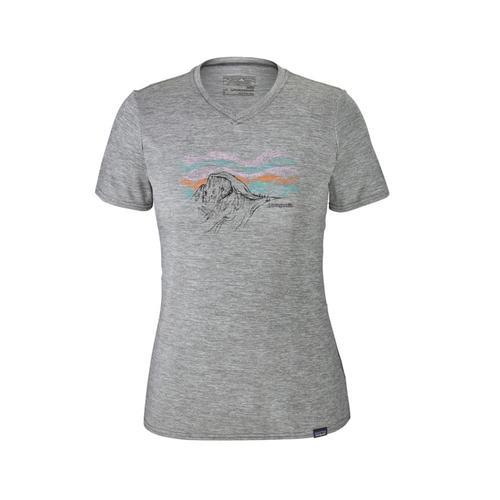 Patagonia Women's Capilene Daily Graphic T-Shirt
