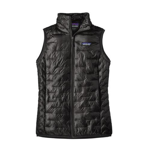Patagonia Women's Micro Puff Vest Blk