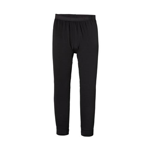 Patagonia Men's Capilene Thermal Weight Bottoms Blk