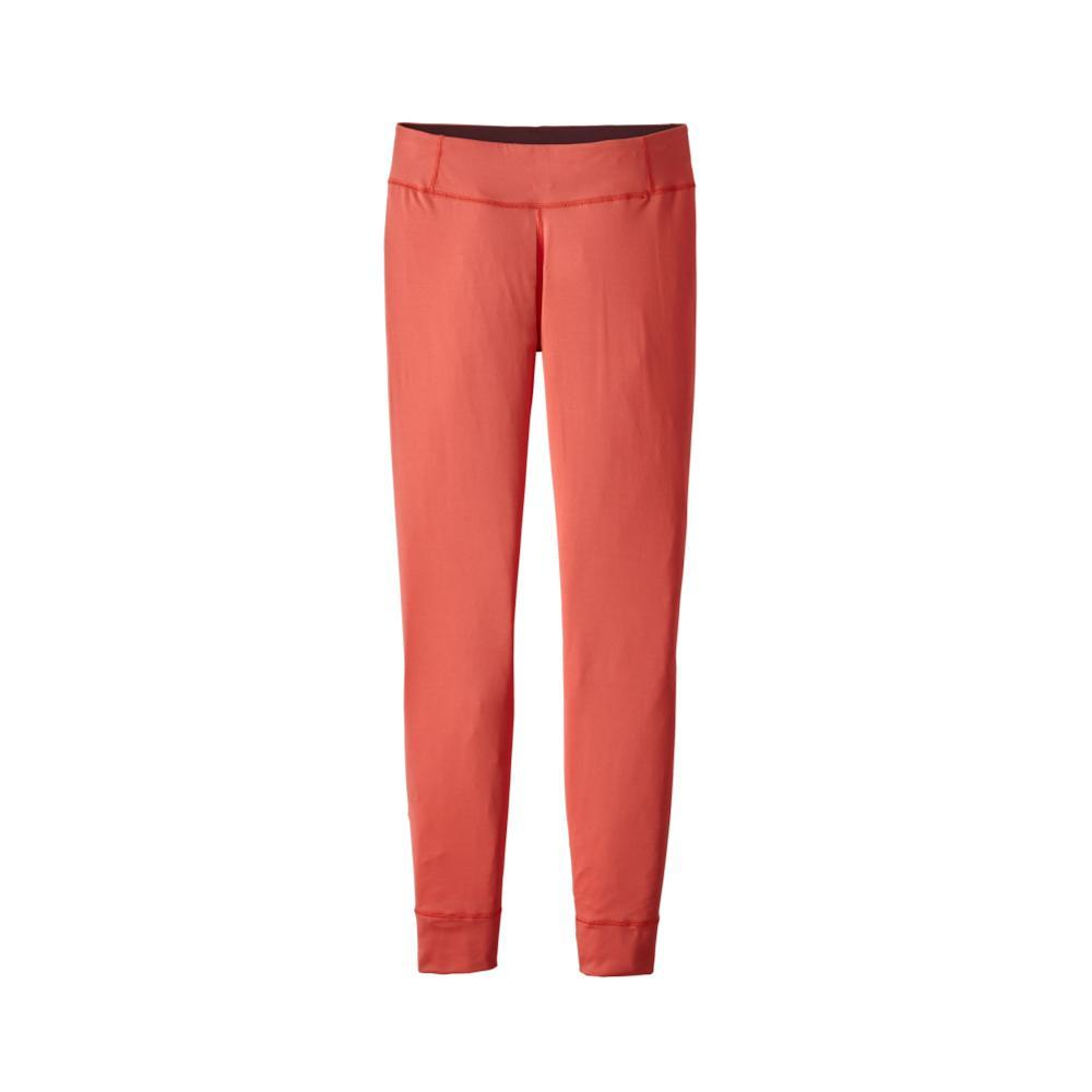 Patagonia Girls Capilene Bottoms CORAL_SPCL