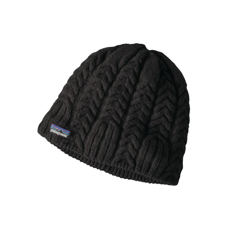 Patagonia Women's Cable Beanie BLK