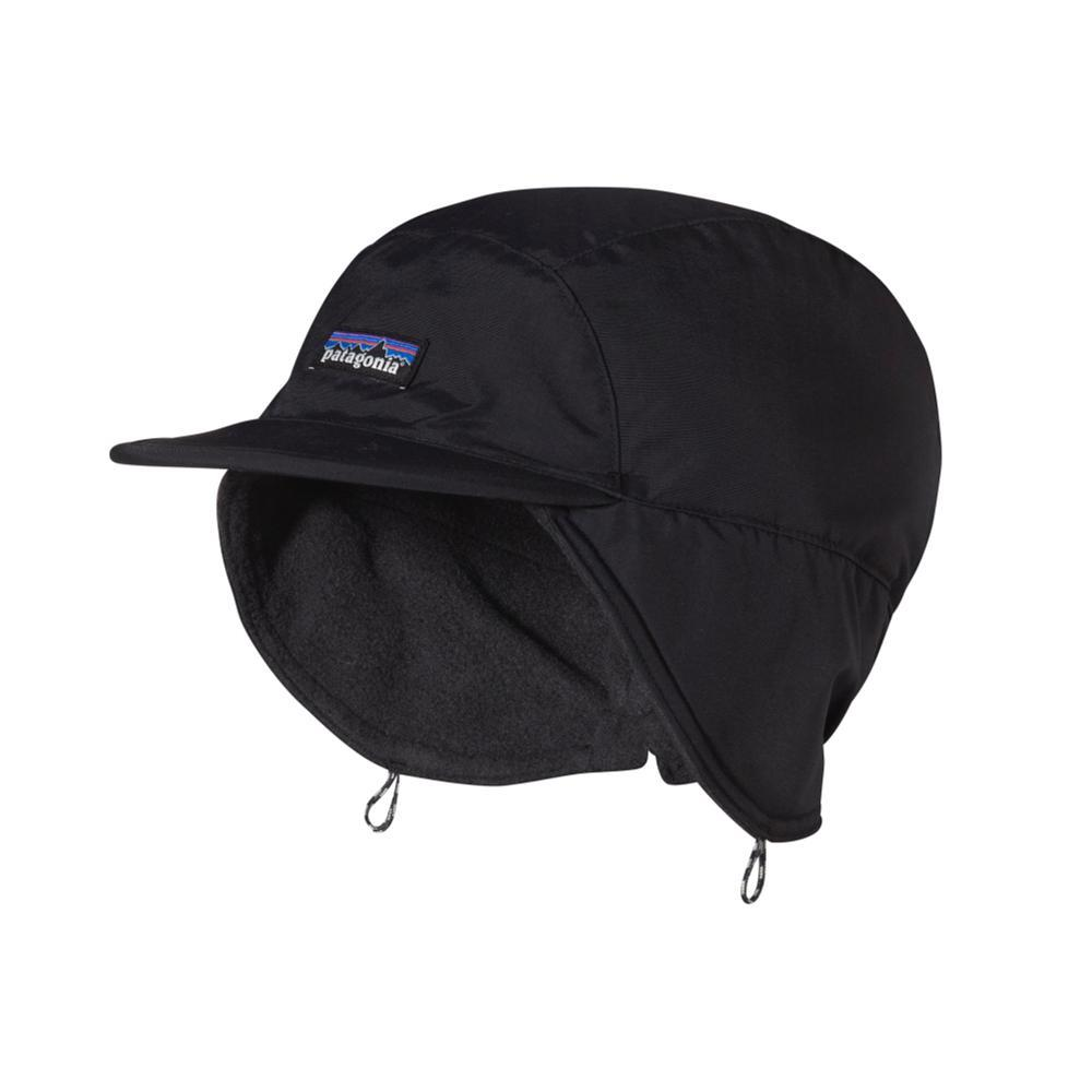 Patagonia Shelled Synchilla Duckbill Cap BLK