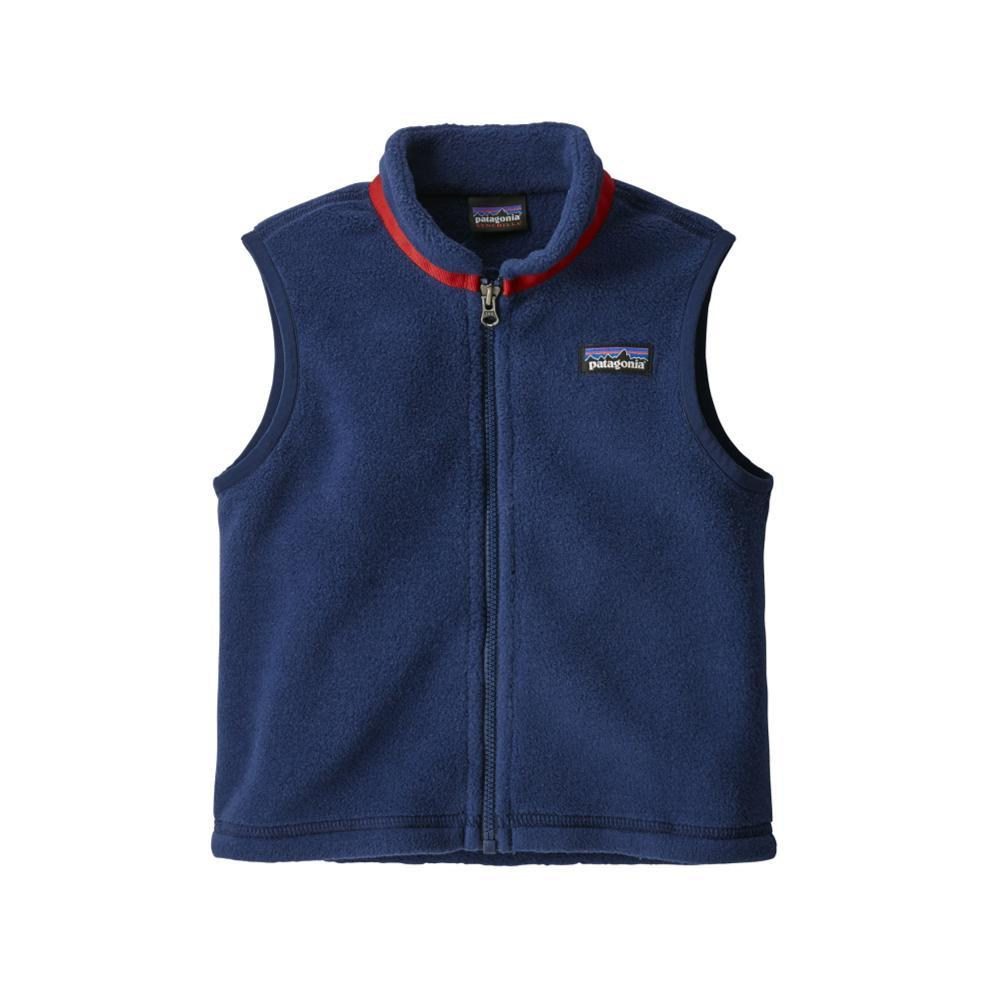Patagonia Baby Synchilla Vest NAVY_CACL
