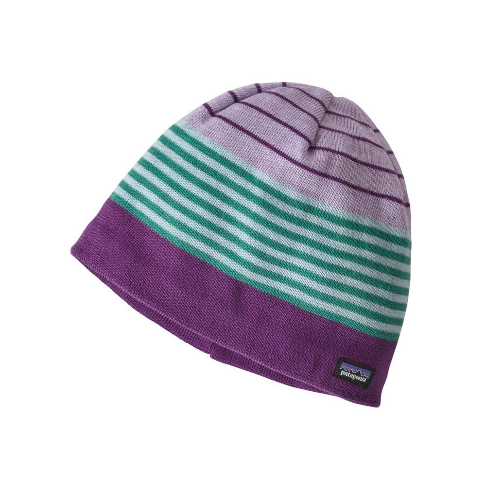 Patagonia Kids Beanie Hat PURPLE_FSIP