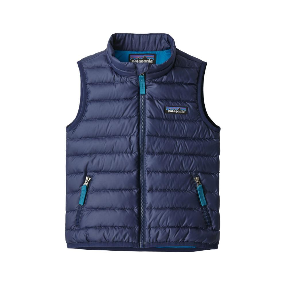 Patagonia Baby Down Sweater Vest CNAVY_CNY