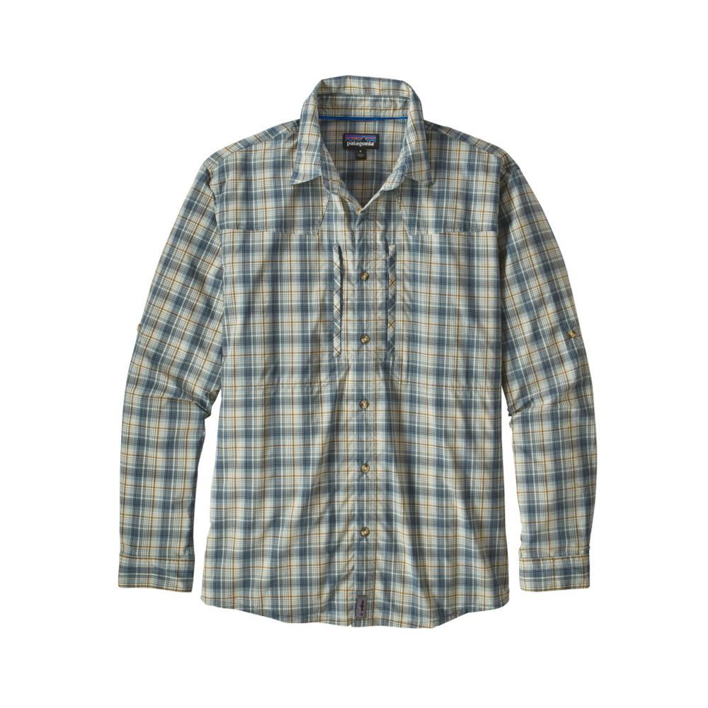Patagonia Men's Long-Sleeved Sun Stretch Shirt RHDW_WHT
