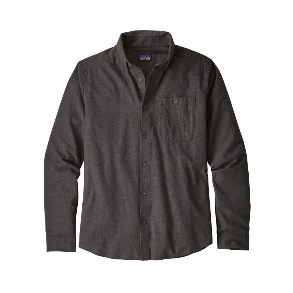 Patagonia Men's Long-Sleeved Vjosa River Pima Cotton Shirt FGE_GREY