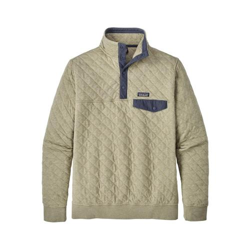 Patagonia Men's Cotton Quilt Snap-T Pullover Shle_shale