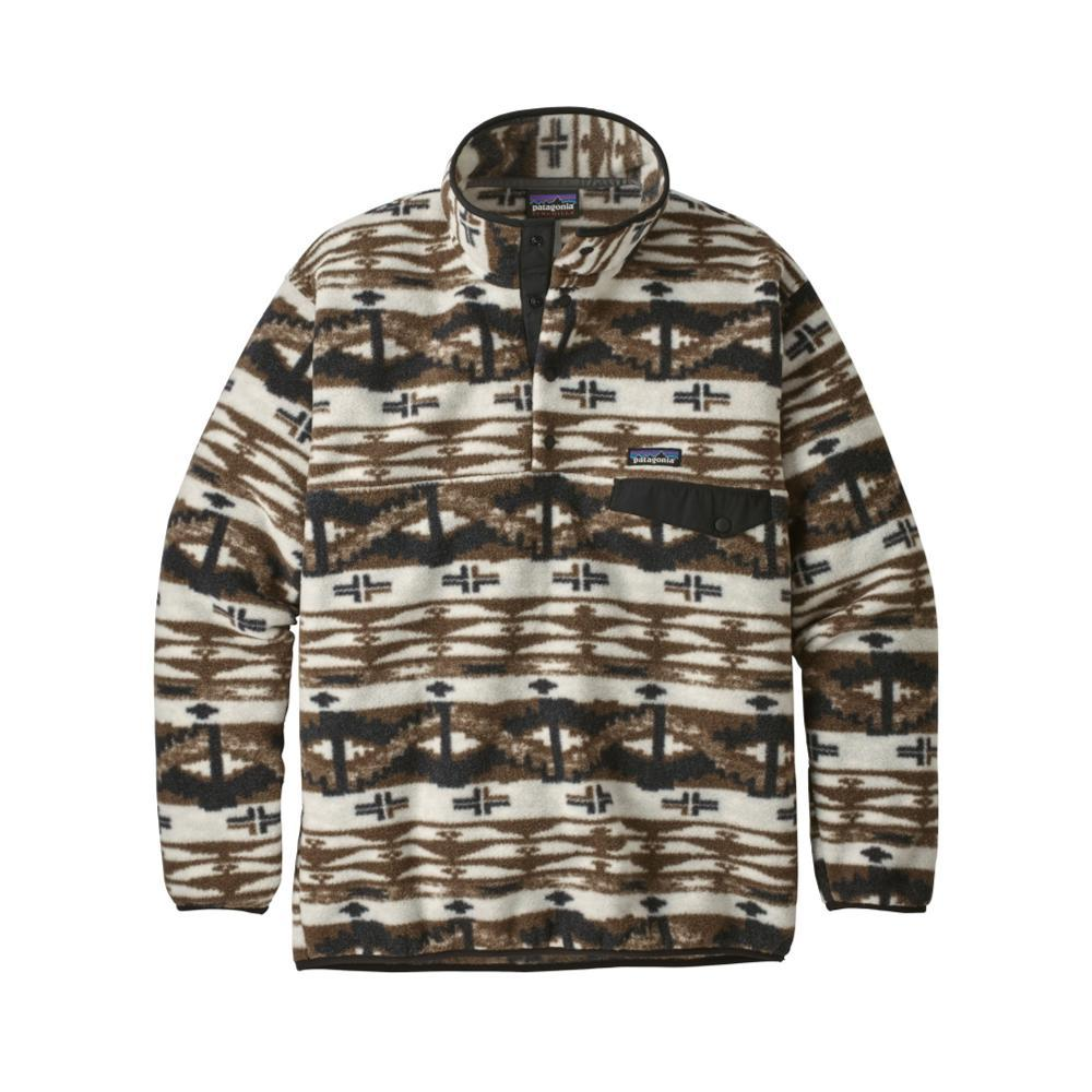 Patagonia Men's Synchilla Snap- T Fleece Pullover
