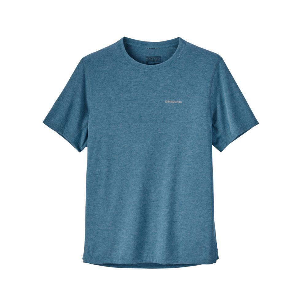 Patagonia Men's Short-Sleeved Nine Trails Shirt BSRB_BLUE