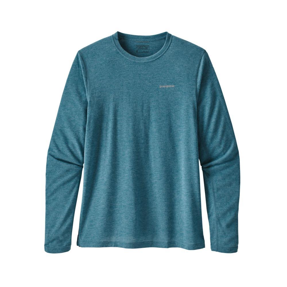 Patagonia Men's Long-Sleeved Nine Trails Shirt BSRB_BLUE