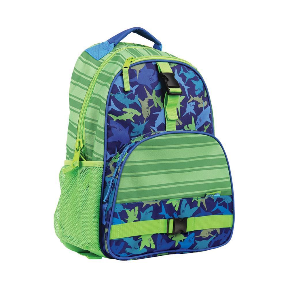Stephen Joseph Kids All Over Print Backpack SHARK80