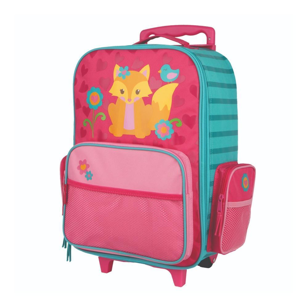 Stephen Joseph Kids Classic Rolling Luggage FOX43
