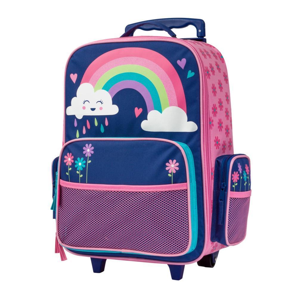 Stephen Joseph Kids Classic Rolling Luggage RAINBOW18