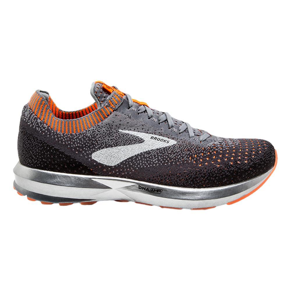 Brooks Men's Levitate 2 Road Running Shoes GRY.BLK.ORG_026