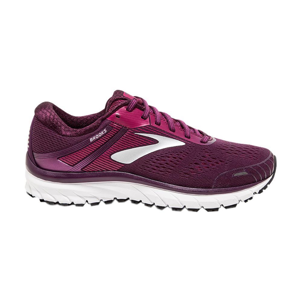 Brooks Women's Adrenaline GTS Road Running Shoes PURPLEPINK