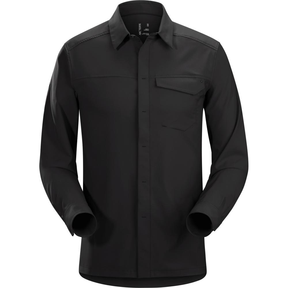 Arc'teryx Men's Skyline Long Sleeve Shirt BLACK