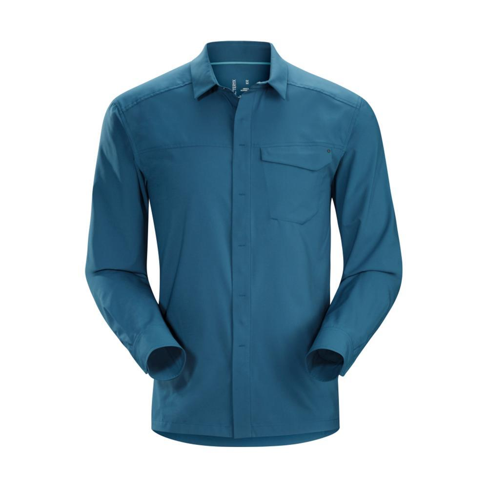 Arc'teryx Men's Skyline Long Sleeve Shirt HECATEBLUE