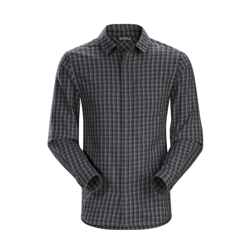 Arc'teryx Men's Long Sleeve Bernal Shirt CARTOGRAPH