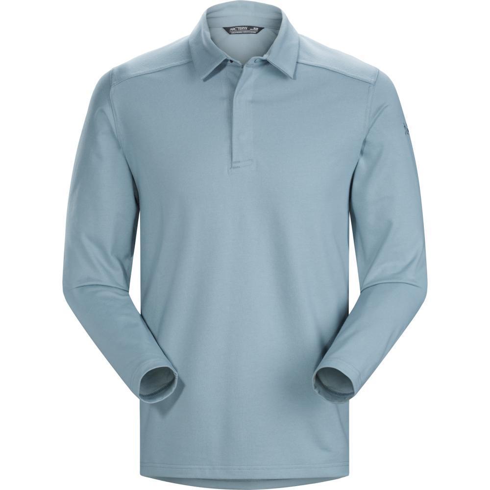 Arc ' Teryx Men's Captive Long Sleeve Polo Shirt