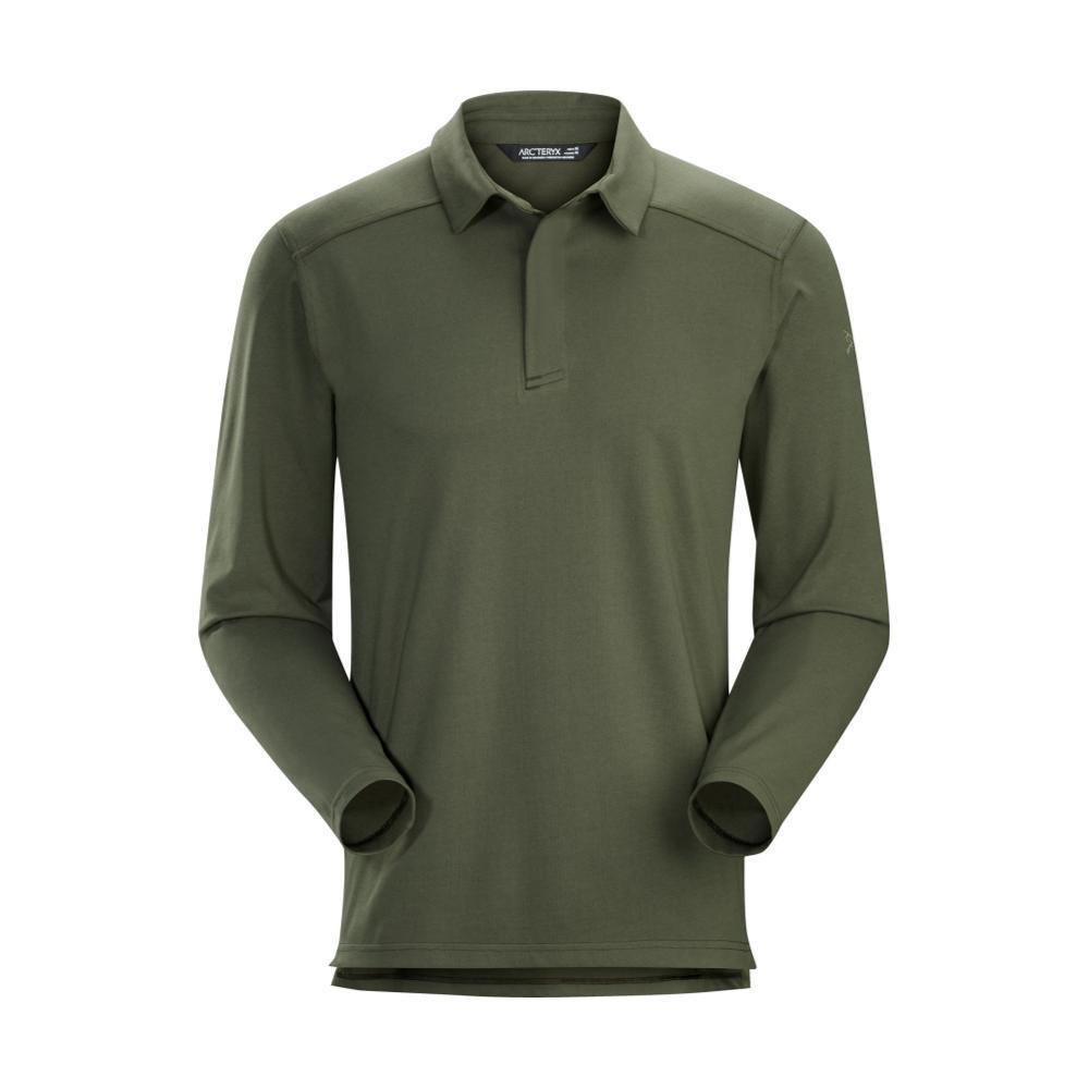 Arc'teryx Men's Captive Long Sleeve Polo Shirt GWAII