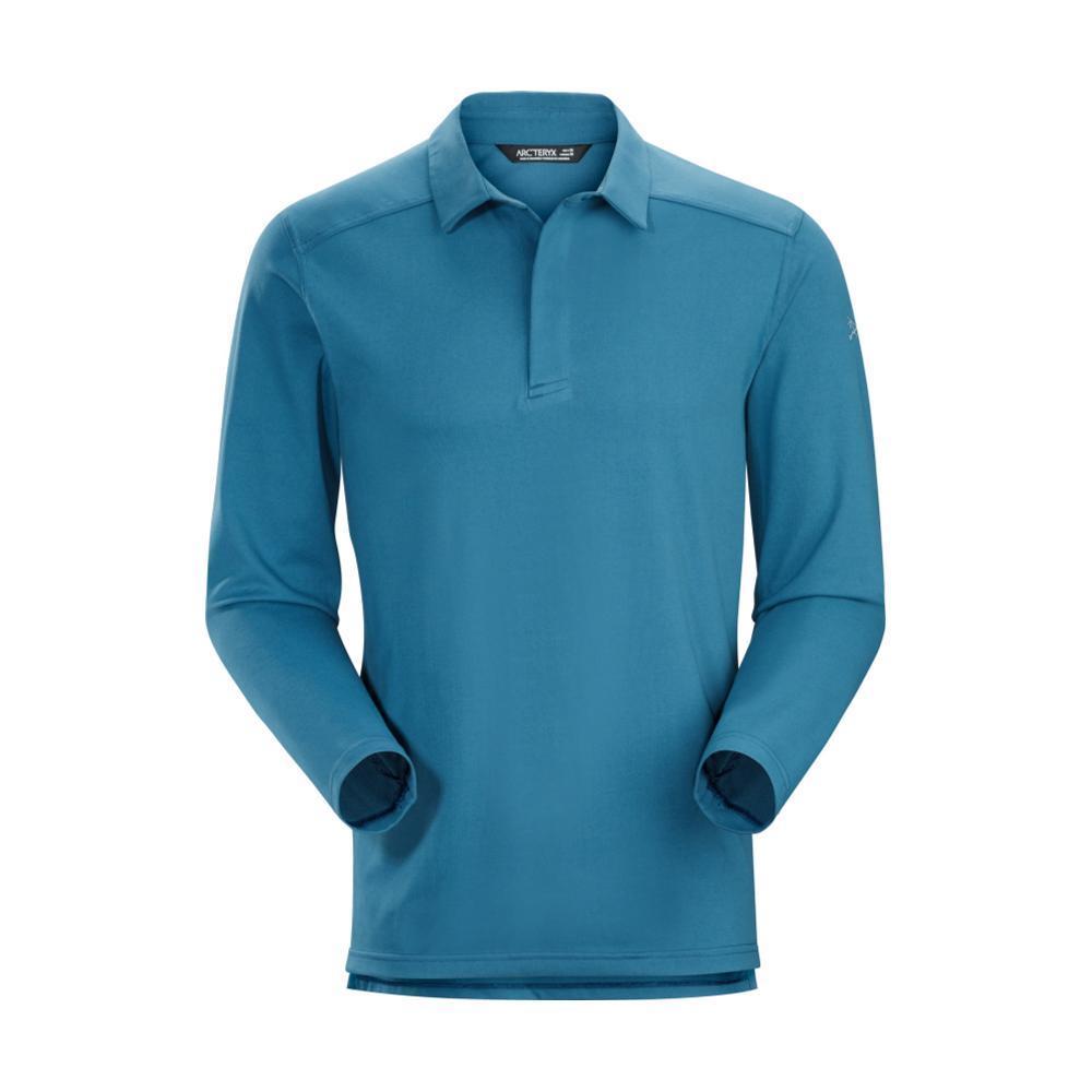Arc'teryx Men's Captive Long Sleeve Polo Shirt LTHECATE
