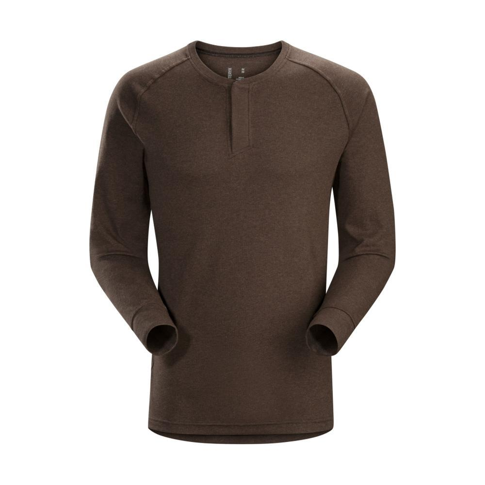 Arc'teryx Men's Sirrus Henley Long Sleeve Shirt CAROBHTHR