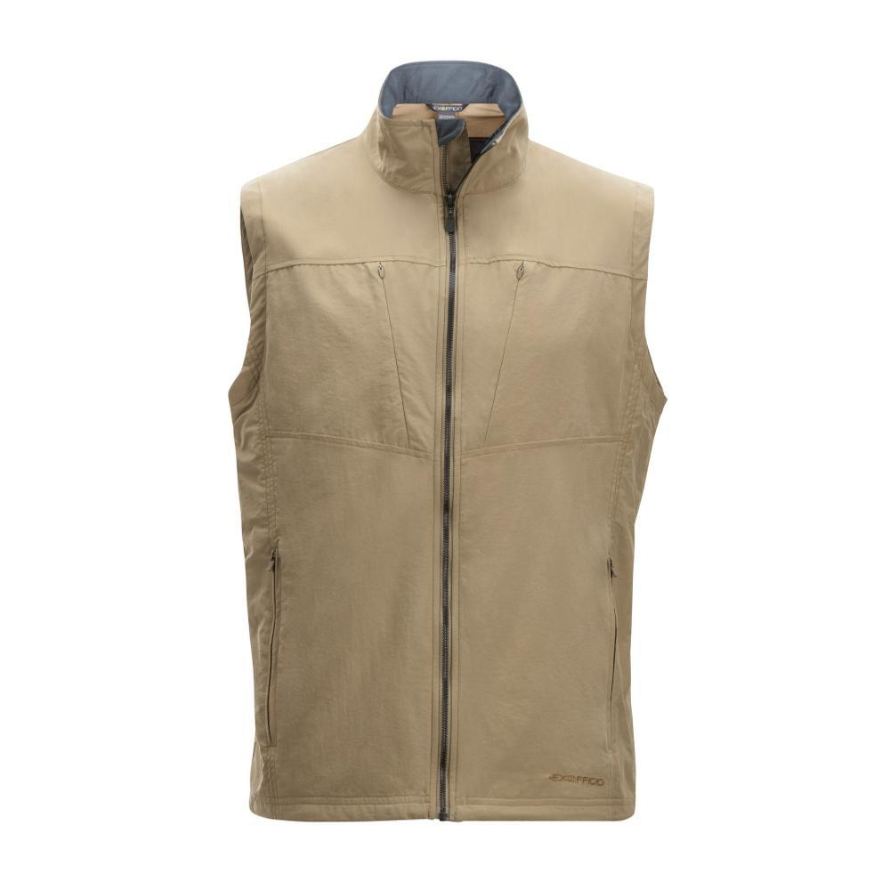 ExOfficio Men's Sol Cool FlyQ Vest WALNT_8325