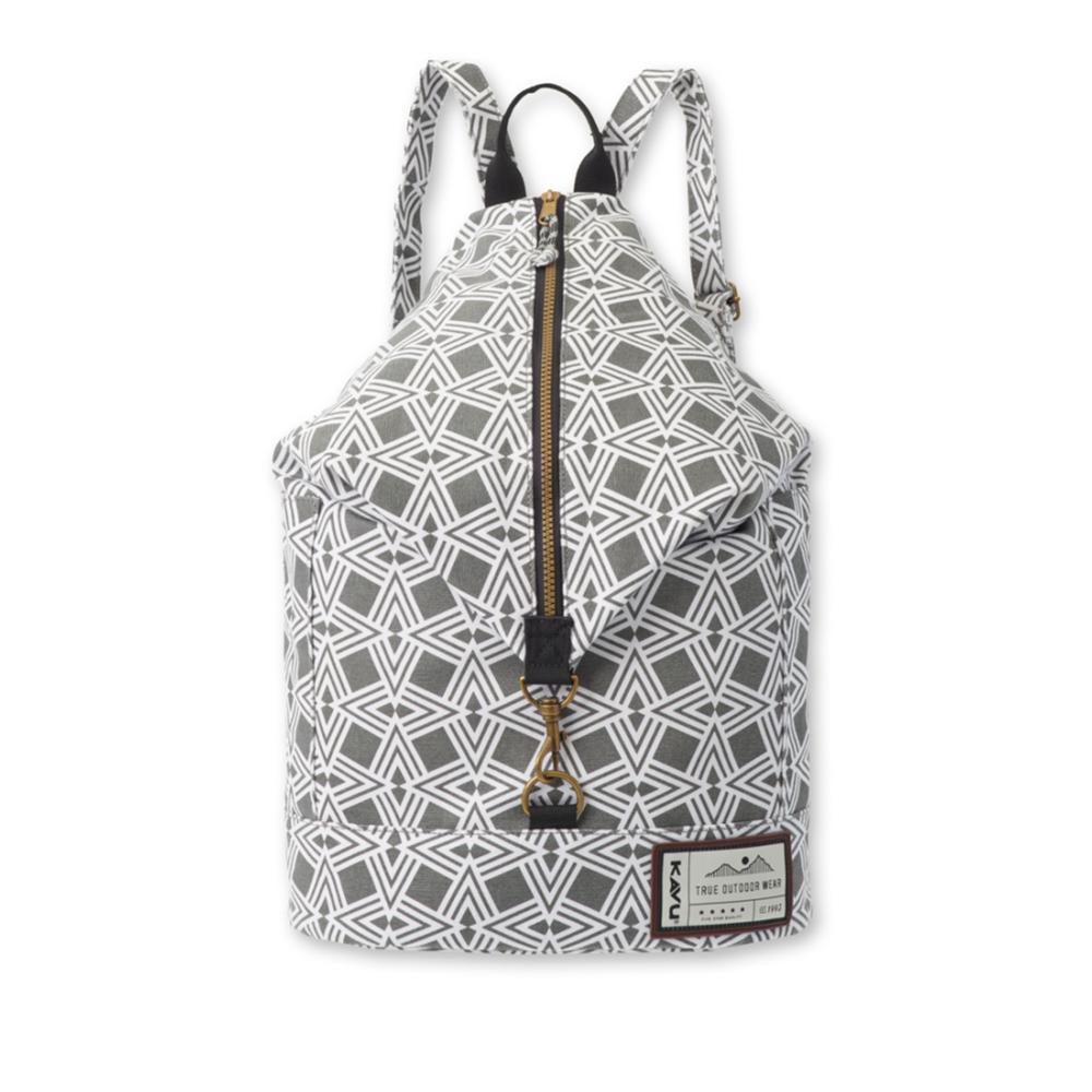 KAVU Free Range Backpack GREYPRISM