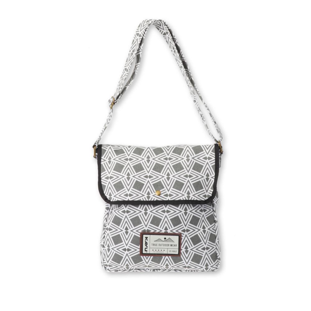 KAVU Wallop Shoulder Bag GREYPRISM