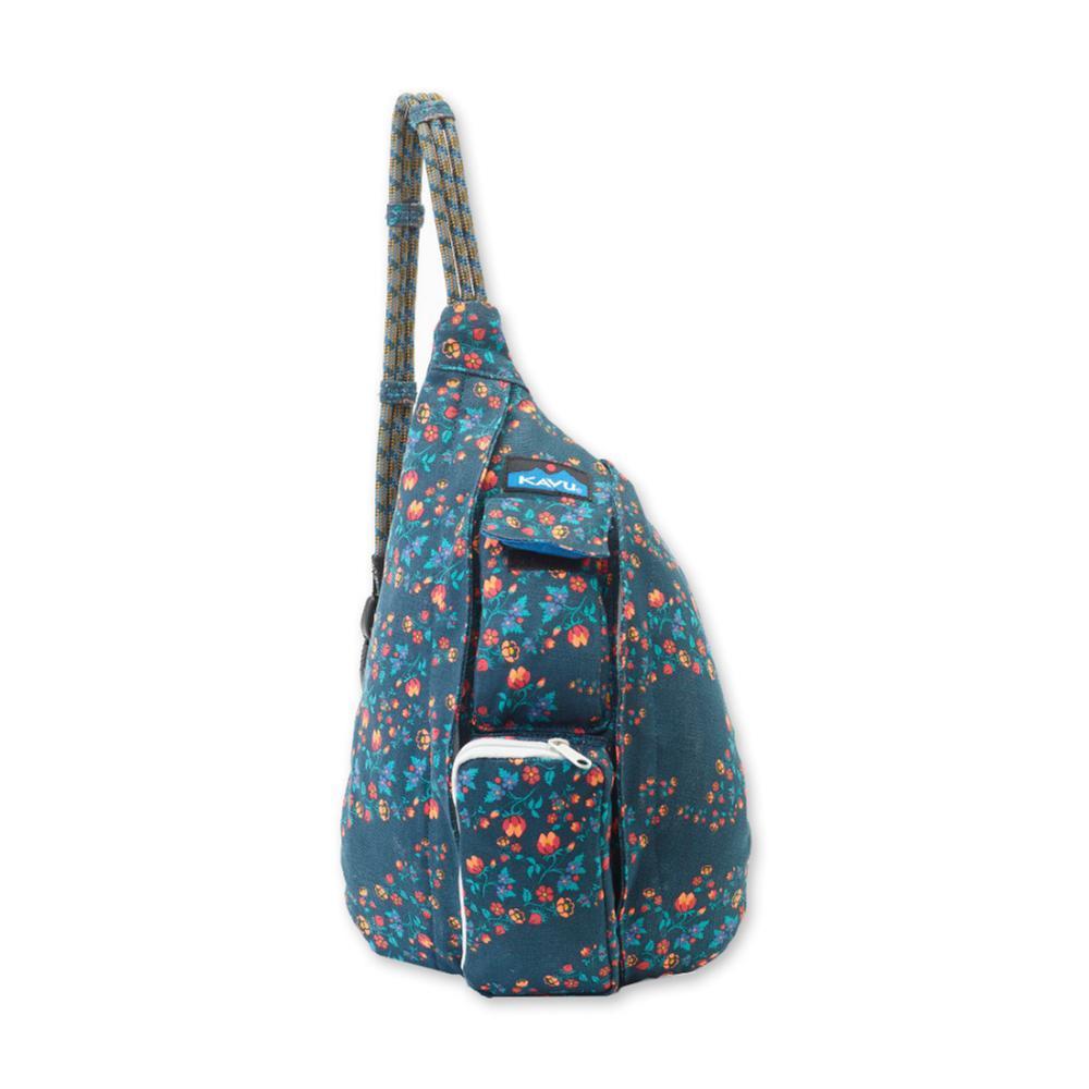 KAVU Mini Rope Bag WILDPOPPY