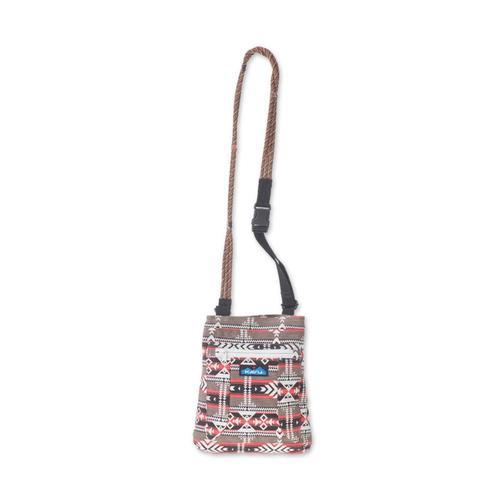 KAVU Keepalong Shoulder Bag Caynonblank