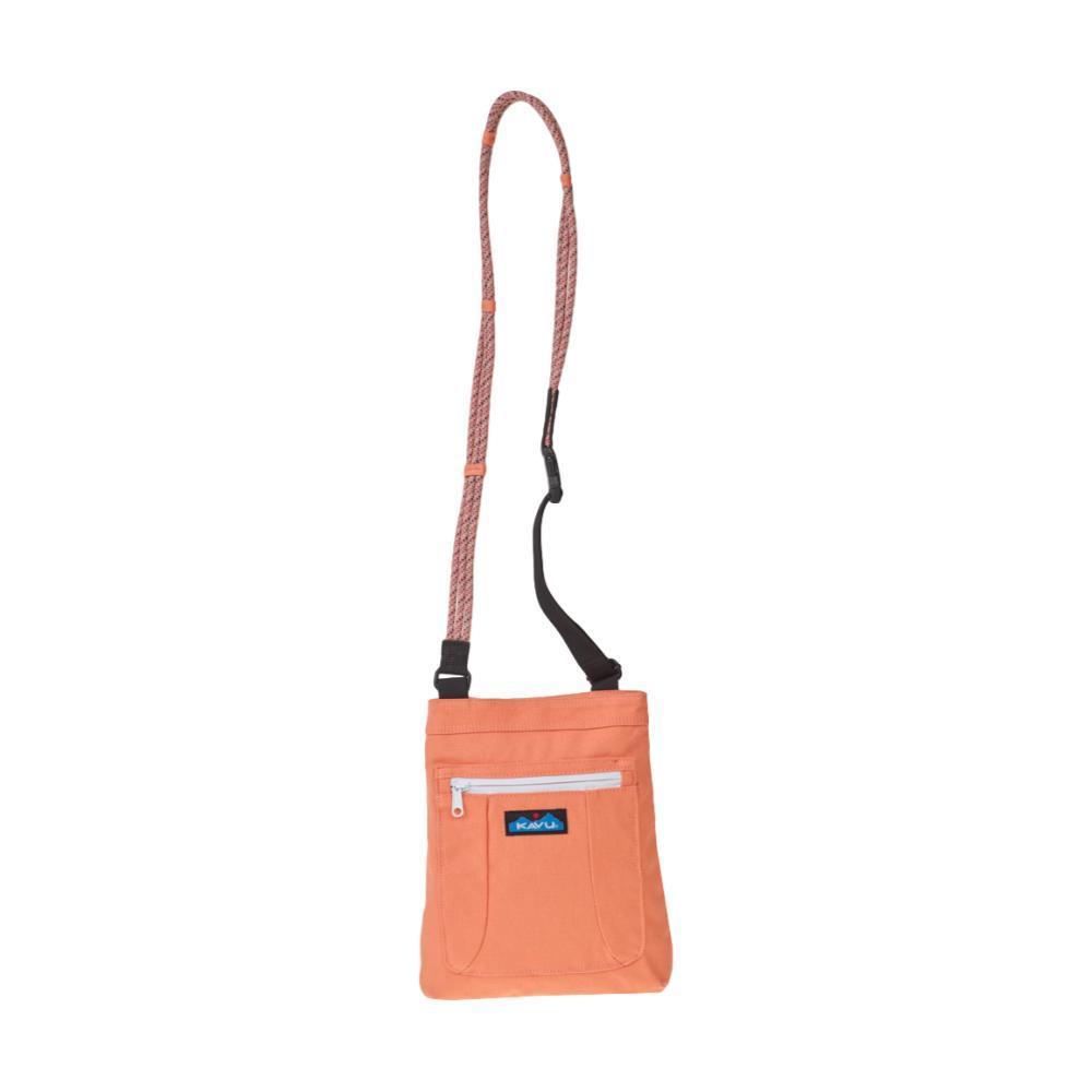 KAVU Keepalong Shoulder Bag PEACH_866