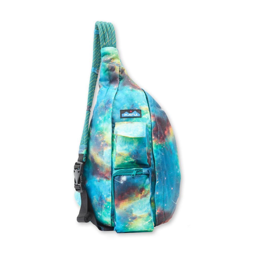 KAVU Rope Sling Bag GALAXY