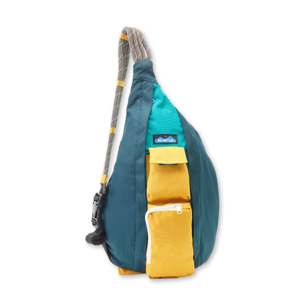 KAVU Rope Sling Bag GREENWOOD