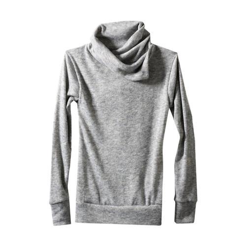 KAVU Women's Sweetie Sweater Grey