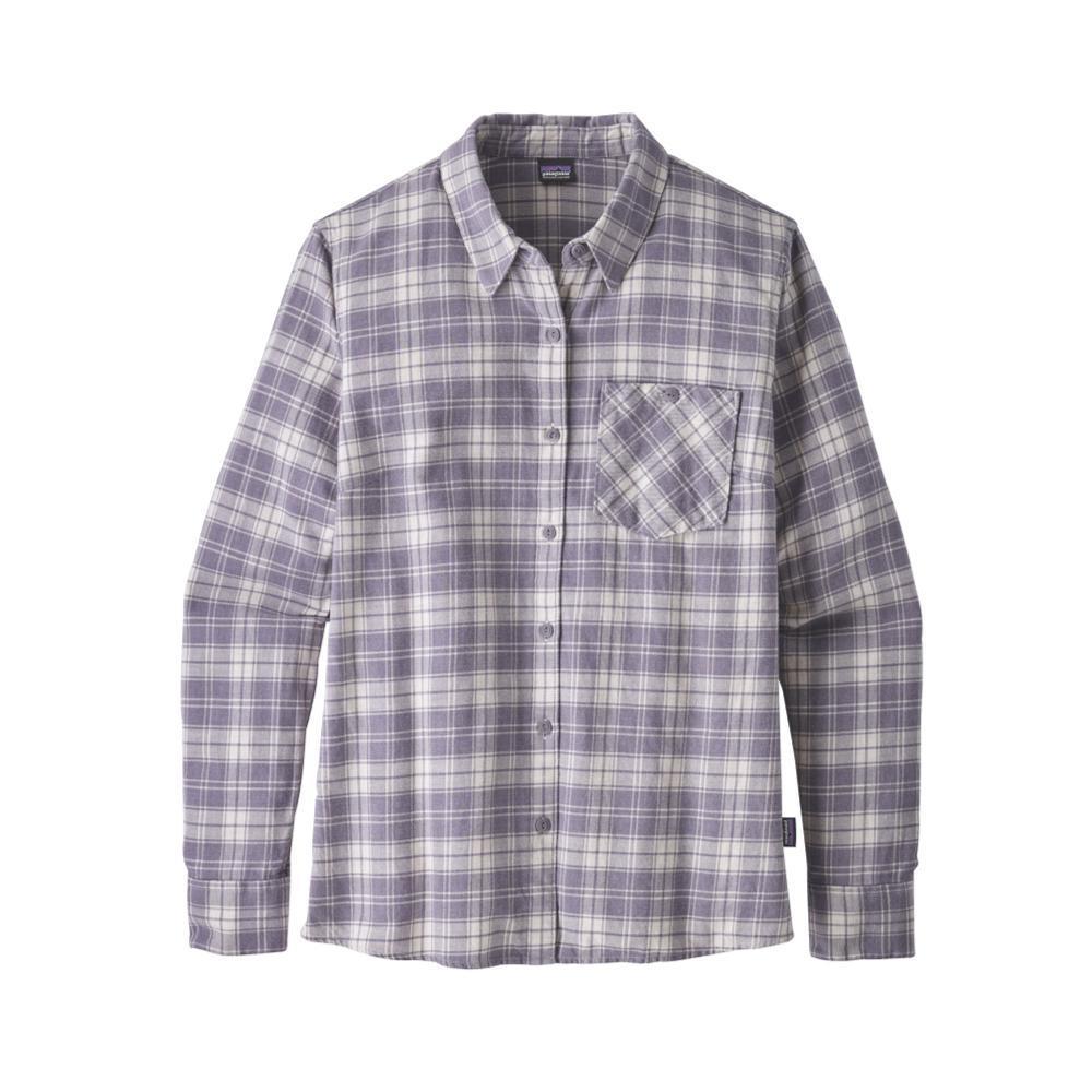 Patagonia Women's Heywood Flannel Shirt HESM_VIOLET