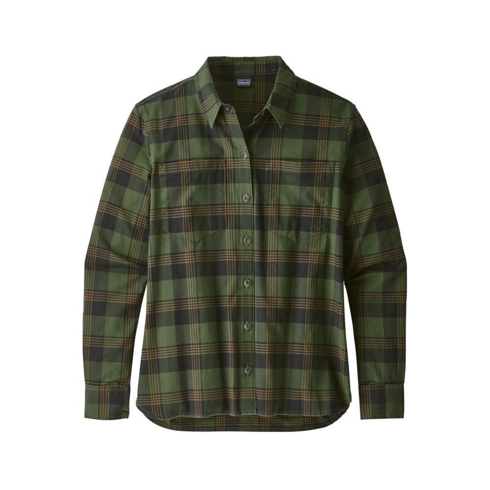 Patagonia Women's Long- Sleeved Catbells Shirt