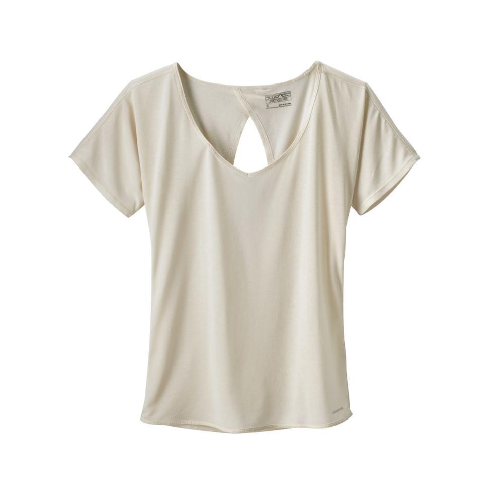 Patagonia Women's Short-Sleeved Mindflow Shirt BCW_WHT