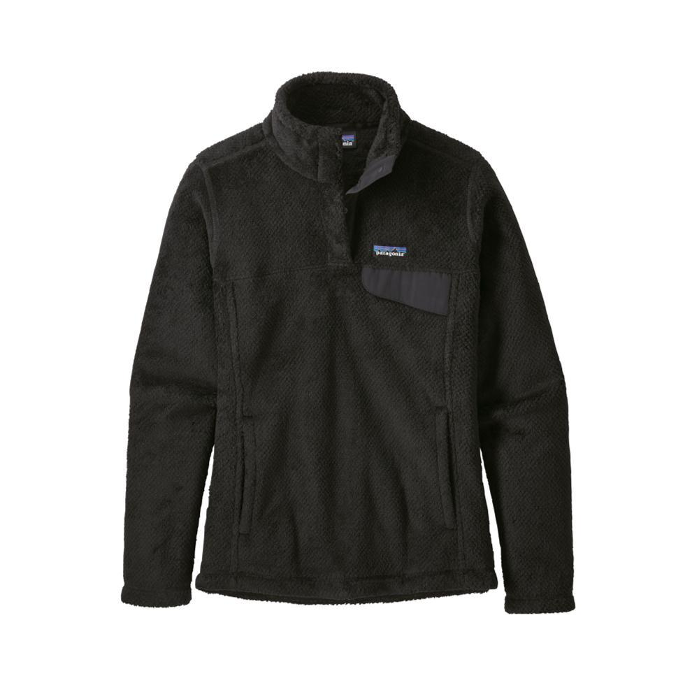 Patagonia Women's Re-Tool Snap-T Pullover BLK_BLACK