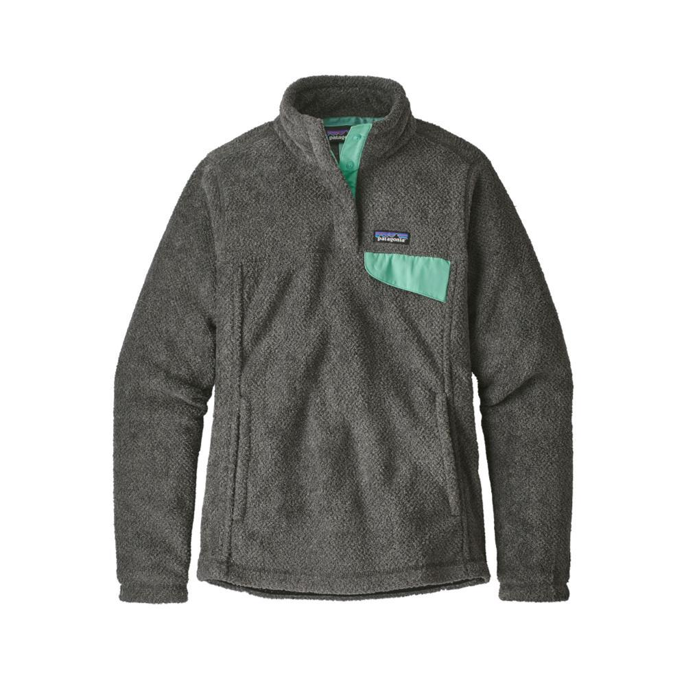 Patagonia Women's Re-Tool Snap-T Pullover FIVX_GREEN