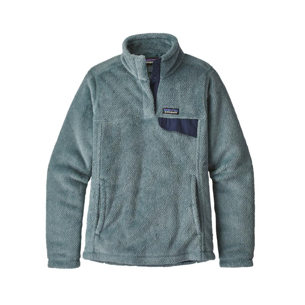 Patagonia Women's Re-Tool Snap-T Pullover SABX_BLUE
