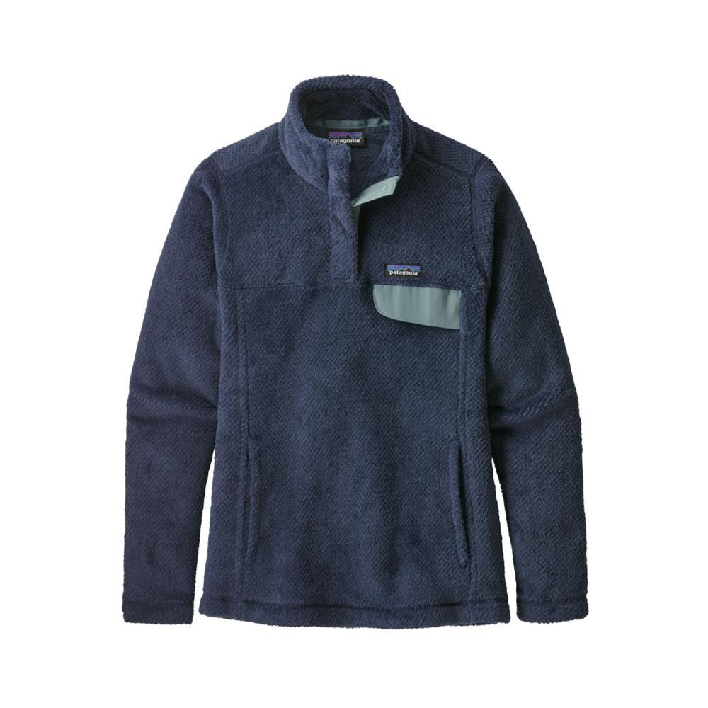 Patagonia Women's Re-Tool Snap-T Pullover SOCX_NAVY