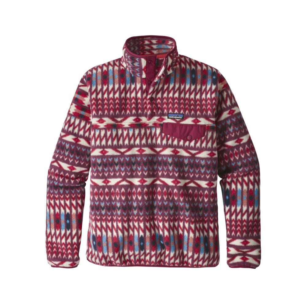 Patagonia Women's Lightweight Synchilla Snap- T Pullover