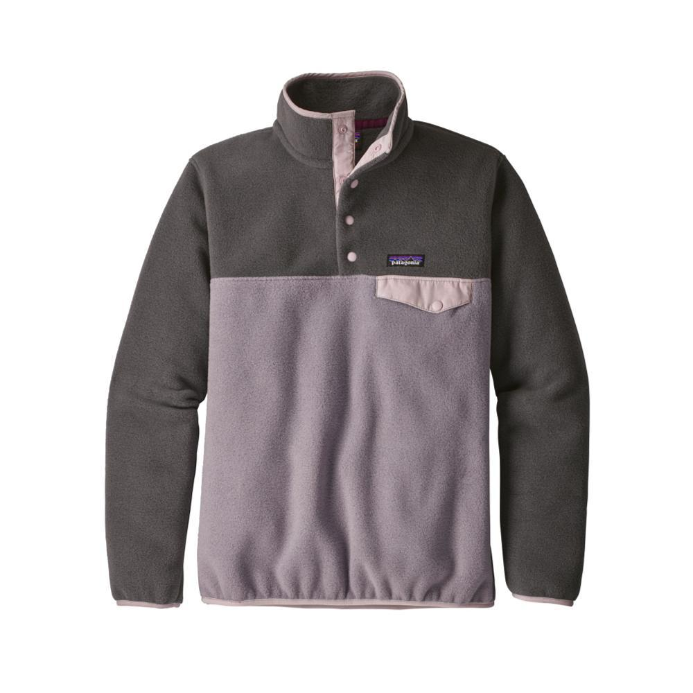 Patagonia Women's Lightweight Synchilla Snap-T Pullover SVIL_VIOLET