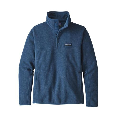 Patagonia Women's Lightweight Better Sweater Marsupial Pullover Snbl_blue