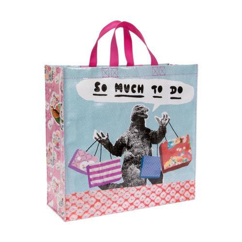 Blue Q So Much To Do Shopper Bag