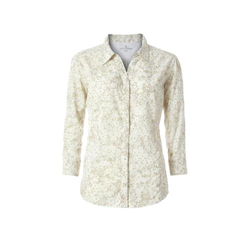 Royal Robbins Women's Expedition Dry Print 3/4 Sleeve Shirt
